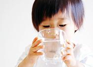 赤ちゃんや子供も安心な飲料水